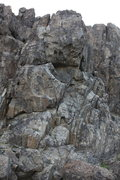 Rock Climbing Photo: The Critic