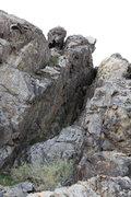 Rock Climbing Photo: Drunken Midget Wrestling