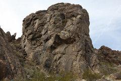 Rock Climbing Photo: Predator Wall