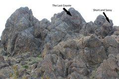 Rock Climbing Photo: Locations