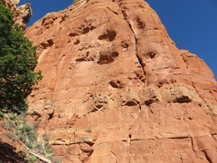 Rock Climbing Photo: Pitches 1-3