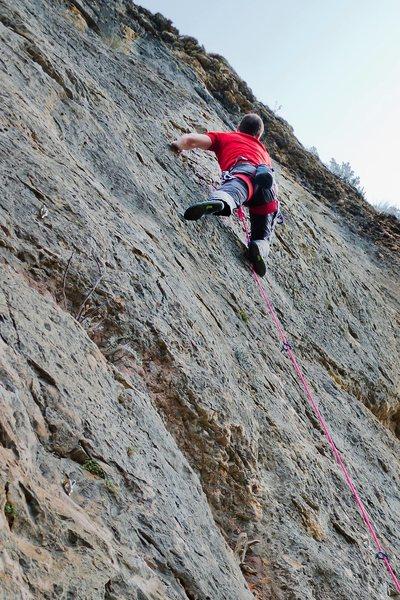 Rock Climbing Photo: La Bordeta Free