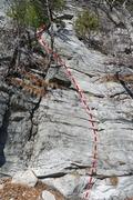 Rock Climbing Photo: Start of YYYY