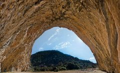 Rock Climbing Photo: Cova Gran