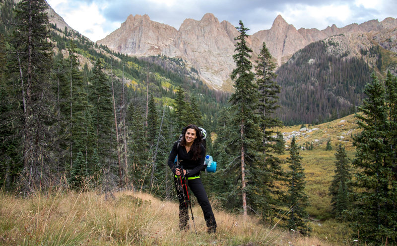 Rock Climbing Photo: Wemiuche Wilderness