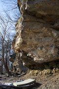 Rock Climbing Photo: Doug's Roof 3-8-16