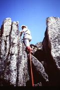 """Rock Climbing Photo: Looks like one of the """"steps"""" -Eastpost ..."""