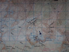 Rock Climbing Photo: Map 1 of 3 (Northern Adamants) Maps 1,2 &3 paste t...