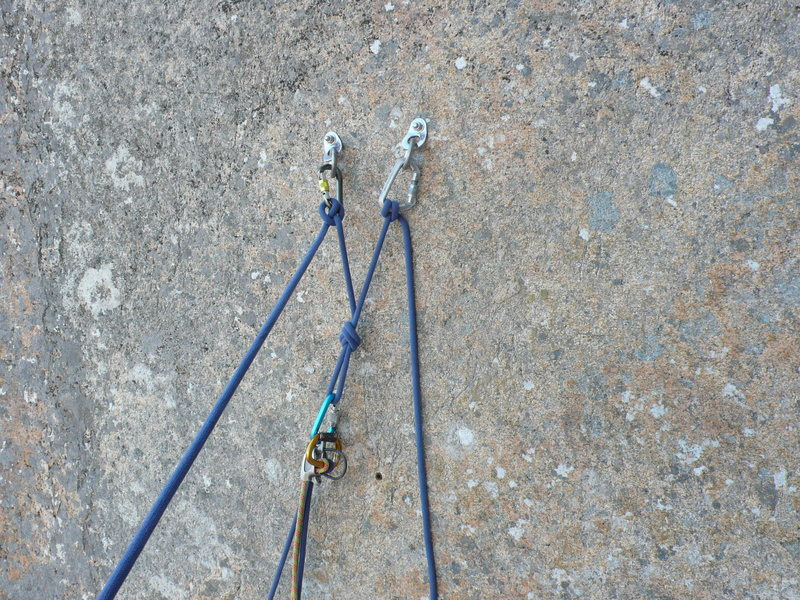 bolt/rope anchor