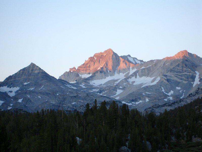 Rock Climbing Photo: Bear Creek Spire.
