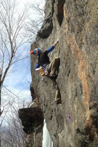 Rock Climbing Photo: steepness