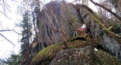 Rock Climbing Photo: such a pretty spot