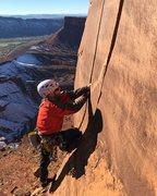 Rock Climbing Photo: Fine Jade
