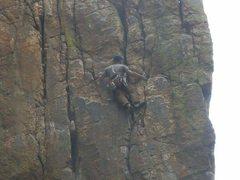 Rock Climbing Photo: poudre canyon