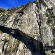 Rock Climbing Photo: Gutenburger Wall