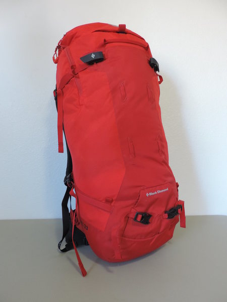 Rock Climbing Photo: BD Axis 33. Smaller ice/alpine pack. $50.