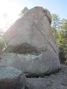 Rock Climbing Photo: La Coca and La Coca Highball on the east side of t...