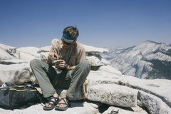 Rock Climbing Photo: Summit Sardines..post Snake Dike