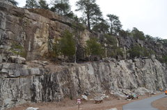 Rock Climbing Photo: Rocky Face