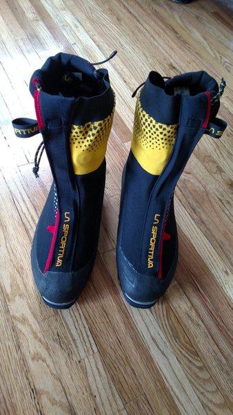 Rock Climbing Photo: g2 boots