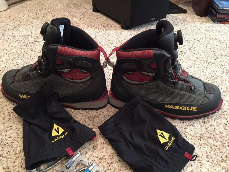 Vasque M Possible Boots Size 10 US