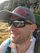 Rock Climbing Photo: Damian