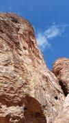 Rock Climbing Photo: Mr. Choad's Wild Ride