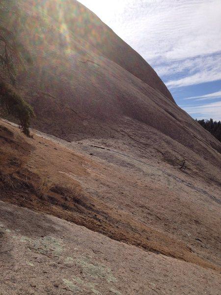 Rock Climbing Photo: Java Dome