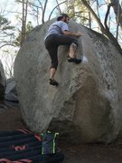 Rock Climbing Photo: Sent!! What a great problem!!!