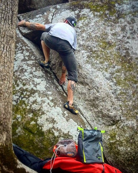 Rock Climbing Photo: This was fun.. And you can add on to it and make i...