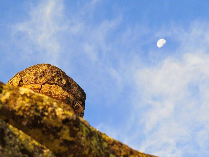 Rock Climbing Photo: Tip of the Talon at sunrise