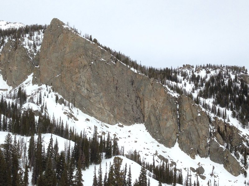 Rock Springs Buttress