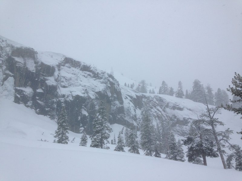 Rock Climbing Photo: Coldstream