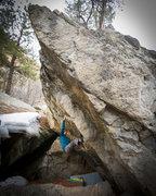 Rock Climbing Photo: On Sunday Stroll.