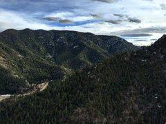 Rock Climbing Photo: It was a gorgeous day at Oak Creek Canyon!