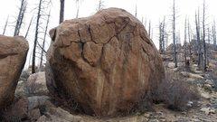 Rock Climbing Photo: Wang Tongue.