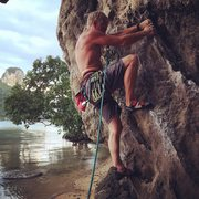 Rock Climbing Photo: Ramazon start