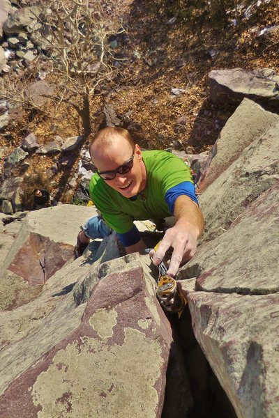 Rock Climbing Photo: Family Jewels