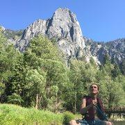 Rock Climbing Photo: Oh Yosemite