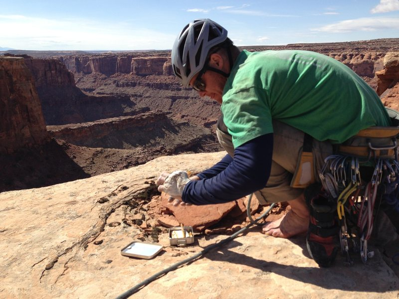 Rock Climbing Photo: Great summit entries. Keep up the good work!