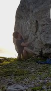 Rock Climbing Photo: LOW