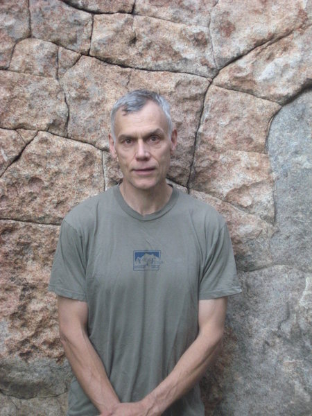 Rock Climbing Photo: Nice Background