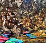 Rock Climbing Photo: Photo of Luke Kretchmar and Michael Madsen on Tepi...