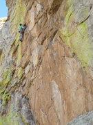 Rock Climbing Photo: Chessmen