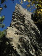 Rock Climbing Photo: Ward Cleaver.
