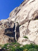 Rock Climbing Photo: Three pitch Lyons and Tigers and Moes  5.9, follow...