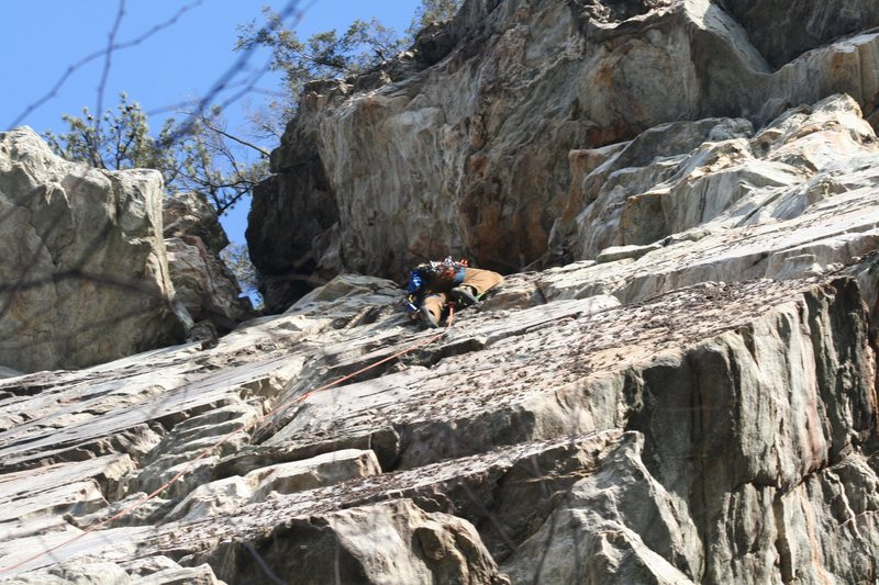 Rock Climbing Photo: makes a great multi pitch awsome for getting pract...
