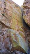 Rock Climbing Photo: Quackmore Duck.