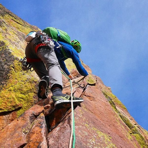 Rock Climbing Photo: Scarpa Iguanas