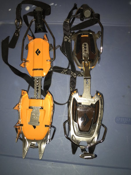 Black Diamond Sabertooth Crampons